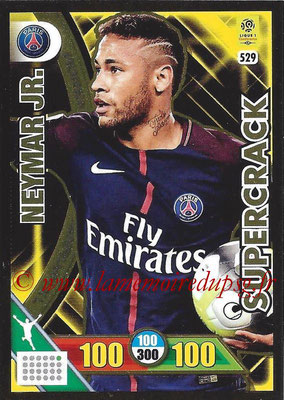 N° 529 - NEYMAR JR. (Supercrack)