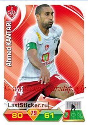 N° 050 - Ahmed KANTARI (2005-06, PSG > 2012-13, Brest)