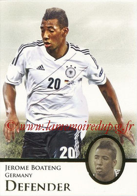 2013 - Futera World Football Unique - N° 014 - Jerome BOATENG (Allemagne) (Defender)