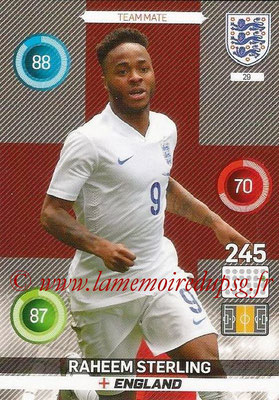 Panini England 2016 Adrenalyn XL - N° 029