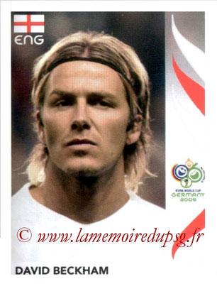N° 103 - David BECKHAM (2006, Angleterre > Jan à Juin 2013, PSG)
