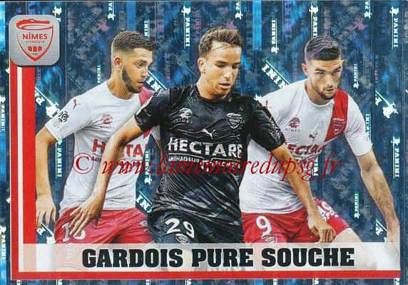 2018-19 - Panini Ligue 1 Stickers - N° 350 - Gardois Pure Souche (Nîmes)