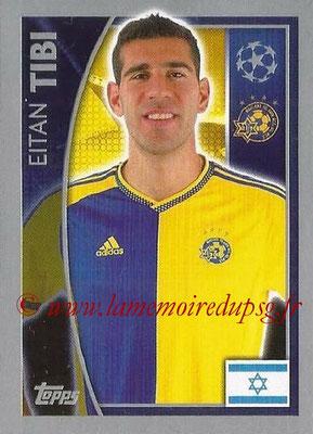 2015-16 - Topps UEFA Champions League Stickers - N° 499 - Eitan TIBI (Maccabi Tel-Aviv FC)