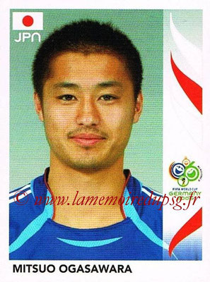 2006 - Panini FIFA World Cup Germany Stickers - N° 448 - Mitsuo OGASAWARA (Japon)