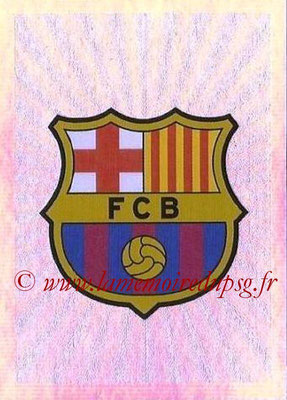 2015-16 - Topps UEFA Champions League Stickers - N° 305 - Logo FC Barcelone