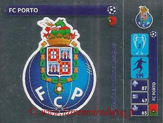 2014-15 - Panini Champions League N° 033 - Logo FC Porto