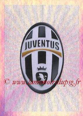 2015-16 - Topps UEFA Champions League Stickers - N° 233 - Logo Juventus FC