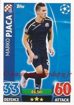 2015-16 - Topps UEFA Champions League Match Attax - N° 430 - Marko PJACA (GNK Dinamo Zagreb)