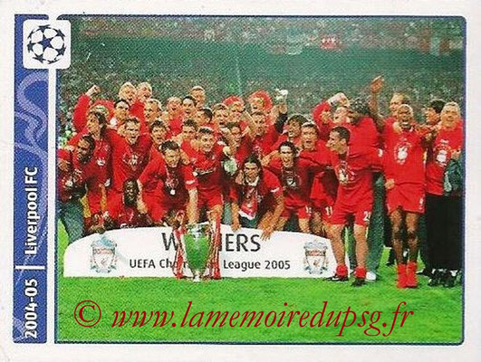 2014-15 - Panini Champions League N° 340 - 2004-05 - Liverpool FC