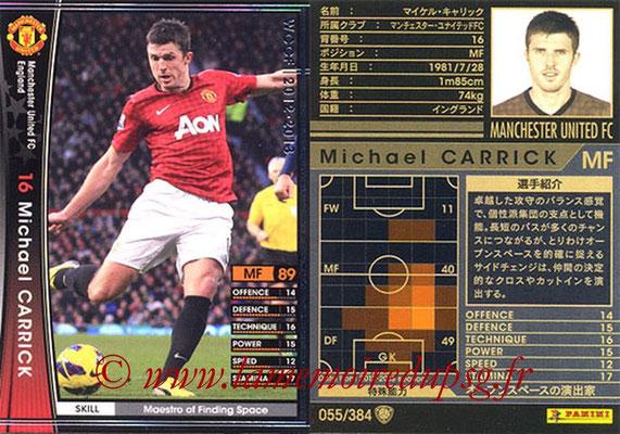 2012-13 - WCCF - N° 055 - Michael CARRICK (Manchester United FC)