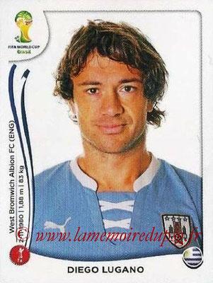 N° 263 - Diego LUGANO (2011-13, PSG > 2014, Uruguay)
