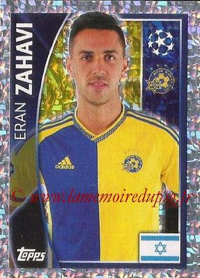 2015-16 - Topps UEFA Champions League Stickers - N° 503 - Eran ZAHAVI (Maccabi Tel-Aviv FC)