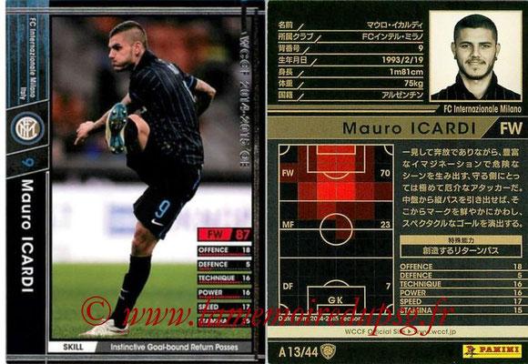 2013-14 - WCCF - N° A13 - Mauro ICARDI (FC Inter Milan)