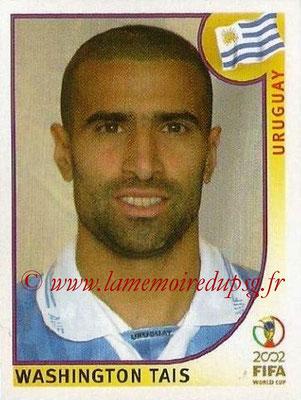 2002 - Panini FIFA World Cup Stickers - N° 064 - Washington TAIS (Uruguay)