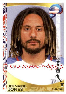 Panini Copa America Centenario USA 2016 Stickers - N° 029 - Jermaine JONES (USA)