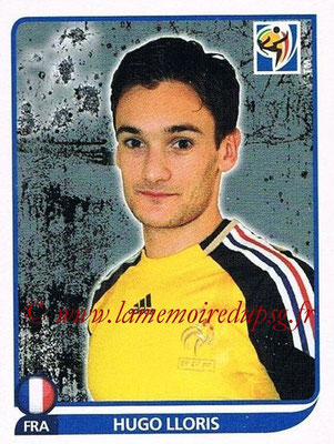 2010 - Panini FIFA World Cup South Africa Stickers - N° 089 - Hugo LLORIS (France)