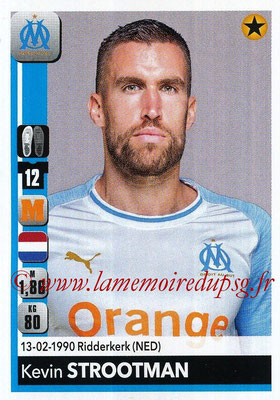 2018-19 - Panini Ligue 1 Stickers - N° 215 - Kevin STROOTMAN (Marseille)