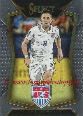 2015 - Panini Select Soccer - N° 019 - Clint DEMPSEY (États Unis)