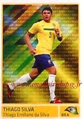 N° 301 - Thiago SILVA (2011, Brésil > 2012-??, PSG) (In action)