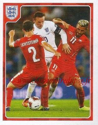 Panini England 2016 - N° 150
