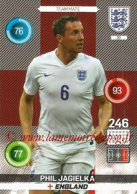 Panini England 2016 Adrenalyn XL - N° 020