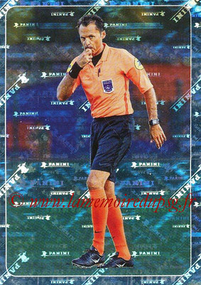 2018-19 - Panini Ligue 1 Stickers - N° 503 - Les Arbitres