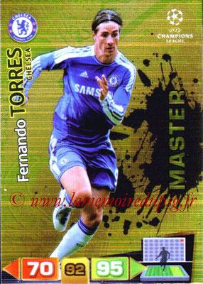 2011-12 - Panini Champions League Cards - N° 334 - Fernando TORRES (Chelsea FC) (Master)