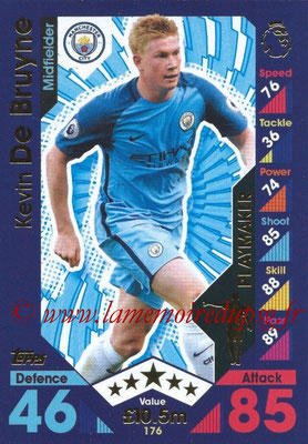 2016-17 - Topps Match Attax Premier League - N° 176