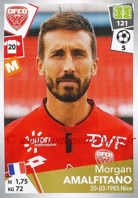 2017-18 - Panini Ligue 1 Stickers - N° 114 - Morgan AMALFITANO (Dijon)