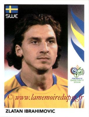 N° 166 - Zlatan IBRAHIMOVIC (2006, Suède > 2012-??, PSG)