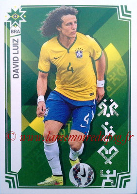 N° 309 - David LUIZ (2014-??, PSG > 2015, Brésil) (In action)