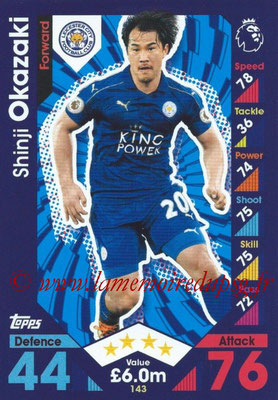 2016-17 - Topps Match Attax Premier League - N° 143