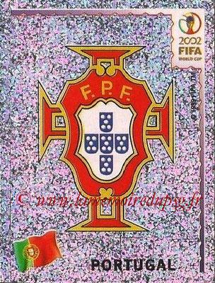 2002 - Panini FIFA World Cup Stickers - N° 296 - Logo Portugal