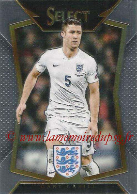 2015 - Panini Select Soccer - N° 029 - Gary CAHILL (Angleterre)