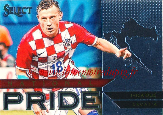 2015 - Panini Select Soccer - N° NP14 - Ivica OLIC (Croatie) (National Pride)