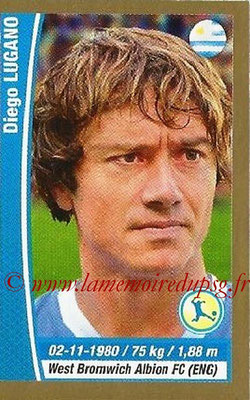 N° 213 - Diego LUGANO (2011-13, PSG > 2014, Uruguay)