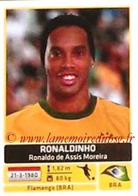 N° 131 - RONALDHINO (2001-03, PSG > 2011, Brésil)
