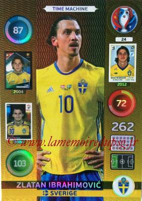 N° 024 - Zlatan IBRAHIMOVIC (2012-??, PSG > 2016, Suède) (Time Machine)