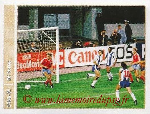 2014-15 - Panini Champions League N° 334 - 1986-87 - FC Porto
