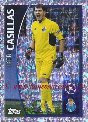 2015-16 - Topps UEFA Champions League Stickers - N° 570 - Iker CASILLAS (FC Porto) (Player to Watch)