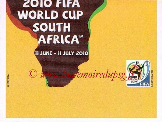 2010 - Panini FIFA World Cup South Africa Stickers - N° 028