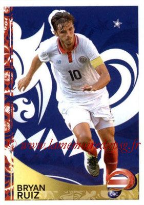 Panini Copa America Centenario USA 2016 Stickers - N° 413 - Bryan RUIZ (Costa Rica) (En action)