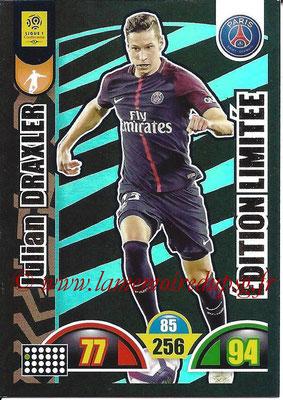 2018-19 - Panini Adrenalyn XL Ligue 1 - N° LE-JD - Julian DRAXLER (Paris Saint-Germain) (Edition Limitée)