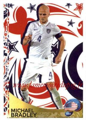 Panini Copa America Centenario USA 2016 Stickers - N° 431 - Michael BRADLEY (Etats-Unis) (En action)