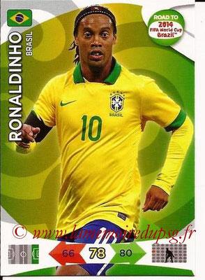 N° 024 - RONALDHINO (2001-03, PSG > 2014, Brésil)