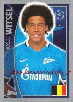 2015-16 - Topps UEFA Champions League Stickers - N° 530 - Axel WITSEL (FC Zenit)
