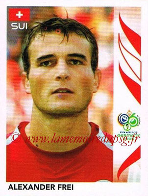 2006 - Panini FIFA World Cup Germany Stickers - N° 489 - Alexander FREI (Suisse)