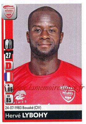 2018-19 - Panini Ligue 1 Stickers - N° 331 - Hervé LYBOHY (Nîmes)