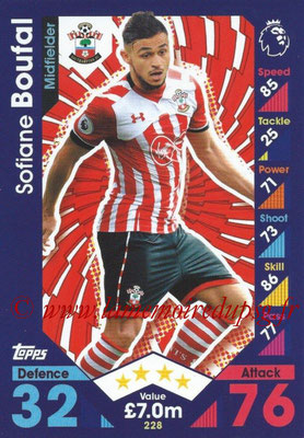 2016-17 - Topps Match Attax Premier League - N° 228