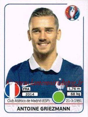 Panini Euro 2016 Stickers - N° 032 - Antoine GRIEZMANN (France)
